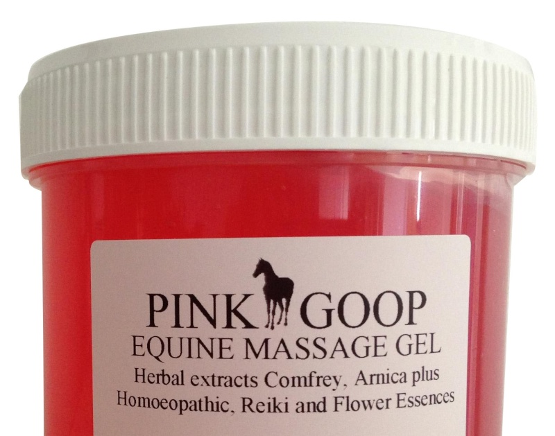 Whole Horse Equine Myofunctional Therapy (horse massage) Pink_g10