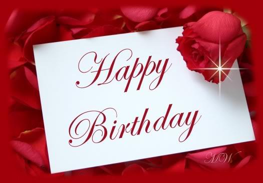 Happy Birthday Melbert ! Buonco10