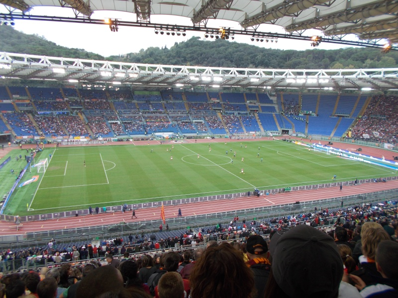 Stadio Olimpico/Curva Sud 2°tempo Immagi16