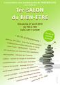 33 - Parempuyre - SALON DU BIEN ETRE - PAREMPUYRE - ce dimanche 27 avril Affich10