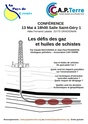 33 - Gradignan - Mardi 13 Mai 2014 18H : Conférence sur les GAZ de schiste  Ajcgge10