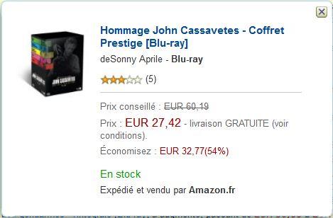 John Cassavetes - Coffret 5 Combo Blu-Ray + DVD - Page 2 Captu201