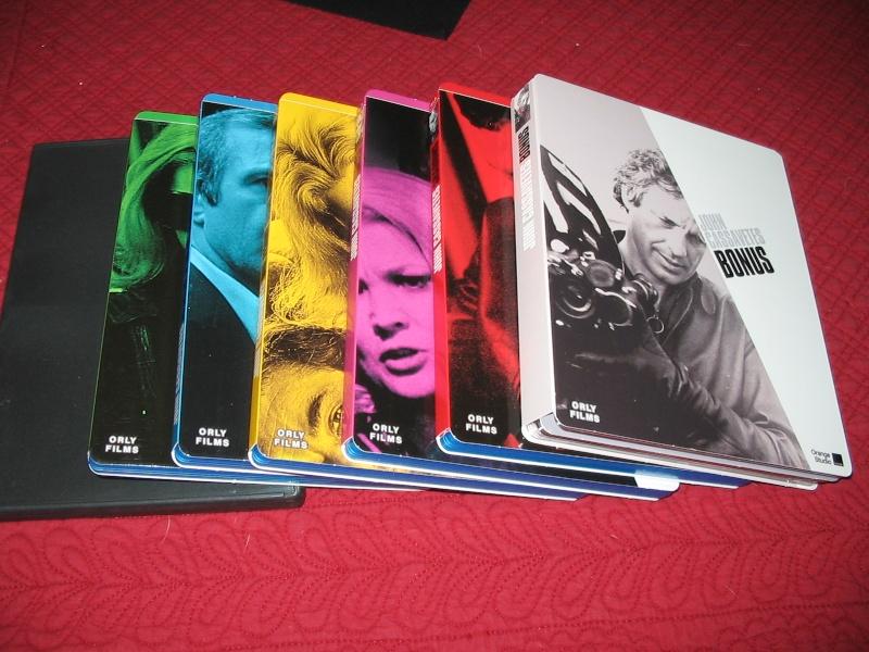 John Cassavetes - Coffret 5 Combo Blu-Ray + DVD - Page 2 Img_0030