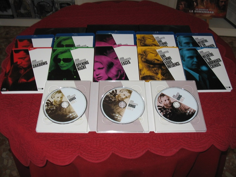 John Cassavetes - Coffret 5 Combo Blu-Ray + DVD - Page 2 Img_0031