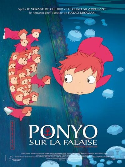 Gake no ue no Ponyo (Ponyo sur la Falaise) Japang10