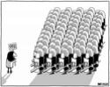 La démocratie, l'argent et la crise : un système savamment organisé Democr10