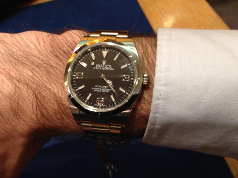 Besoins de conseils, d'avis, de ressentis + Wristshots Zenith/Rolex Rolex_10