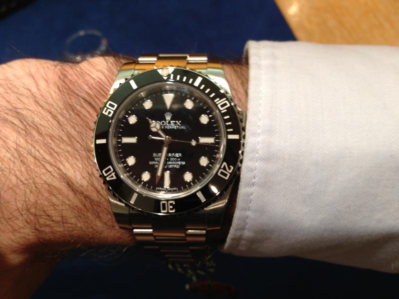 Besoins de conseils, d'avis, de ressentis + Wristshots Zenith/Rolex Rolex_11