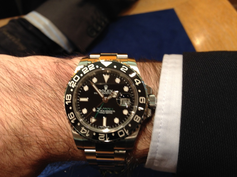 Besoins de conseils, d'avis, de ressentis + Wristshots Zenith/Rolex Rolex_12