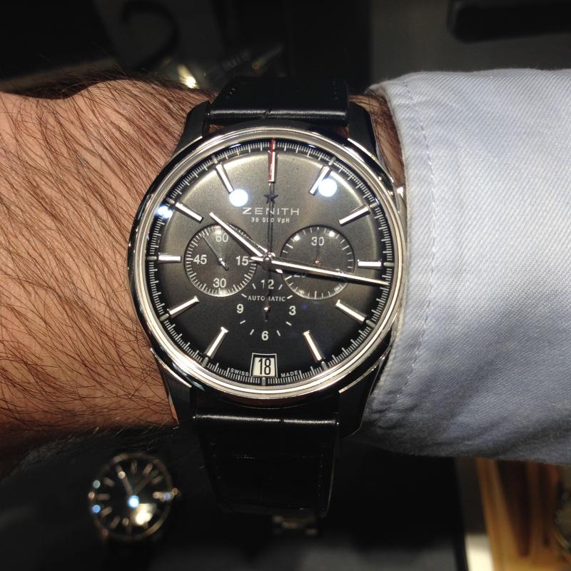 Besoins de conseils, d'avis, de ressentis + Wristshots Zenith/Rolex Zenith10