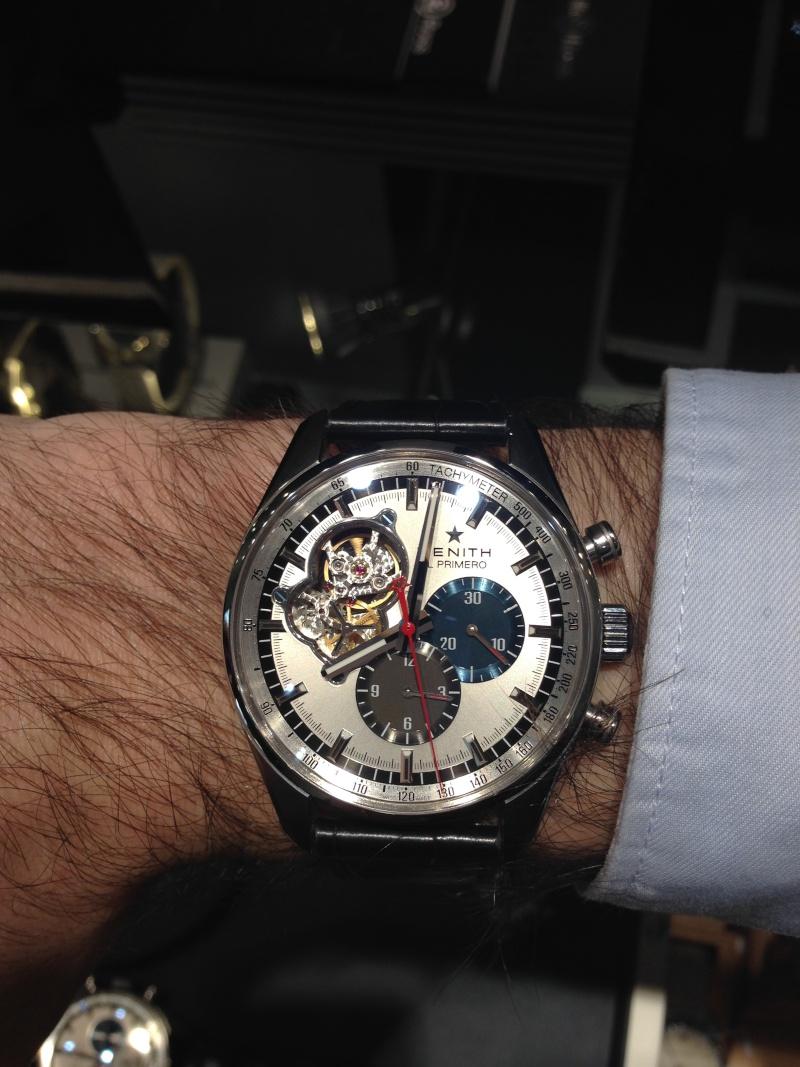 Besoins de conseils, d'avis, de ressentis + Wristshots Zenith/Rolex Zenith11
