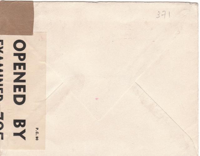 Adresse de liaison / Undercover addresse connue P.O. 260. 260_0011