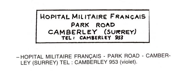 1941 : une lettre pour l'armée française libre Camber11
