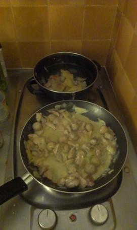 Défi culinaire d'octobre - je veux nourrir mes potes ! - BRAVO SALAKIS ET LIGHT !  Imag0211