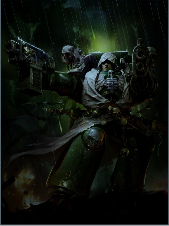 [W40K] Collection d'images : Space Marines - Page 4 Cypher10