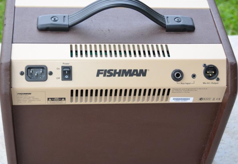 Ampli FISHMAN LoudBox mini.... VENDU Fish310