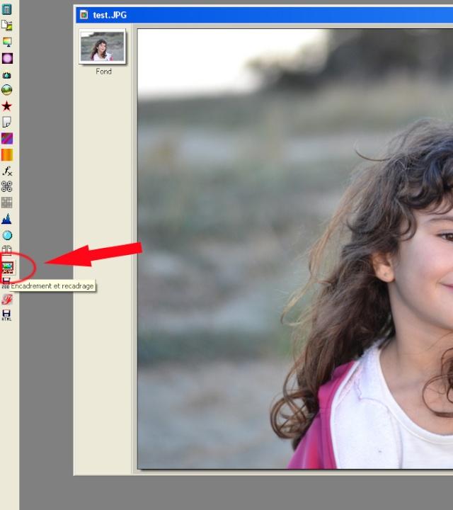 Recadrer et corriger une photo avec les plugins de Photofiltre. Icone10