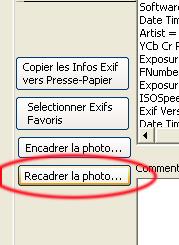 Recadrer et corriger une photo avec les plugins de Photofiltre. Reca10