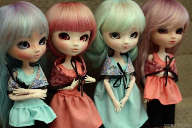 • Pastels Pullips • {full custom doll} p2 - Page 2 Pullip11