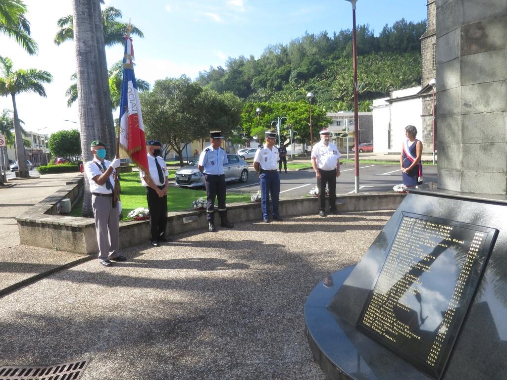 [ Histoires et histoire ] Commémoration du 8 mai 1945 à Fouesnant - Page 2 Img_0045