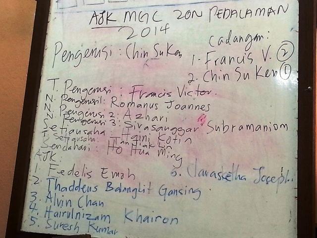 Pembubaran AJK MGC Zon Pedalaman -20feb2014 2014-017