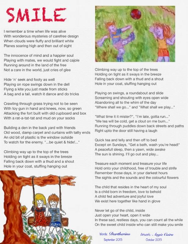 Dartherino's Poetry Smile10