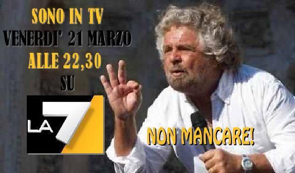 BEPPE GRILLO IN TV! Bgr10