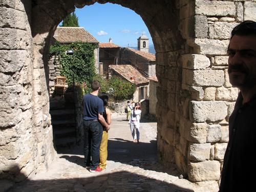 Avec vue sur le Mont Ventoux Lubero11