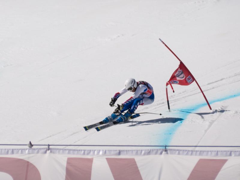 Championnats de France de ski - Méribel P1030116