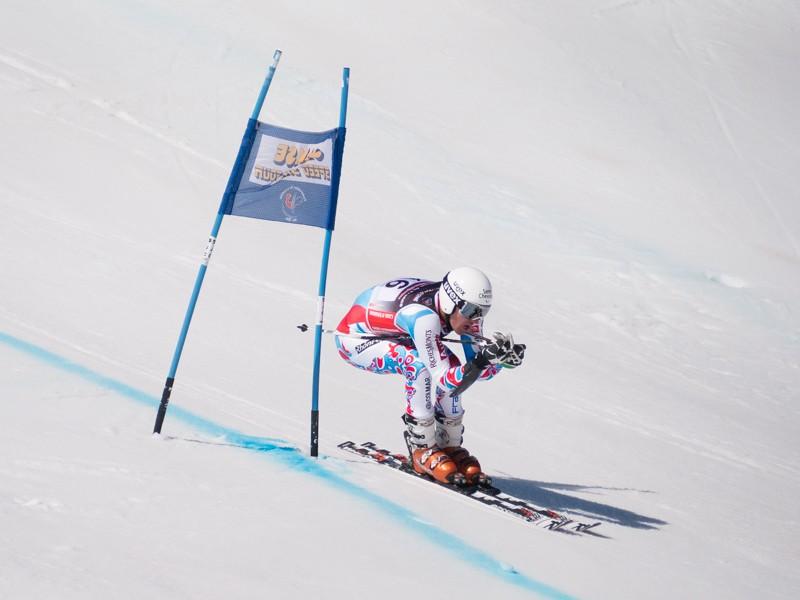 Championnats de France de ski - Méribel P1030118