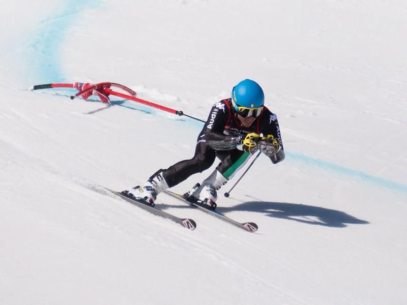 Championnats de France de ski - Méribel P1030119