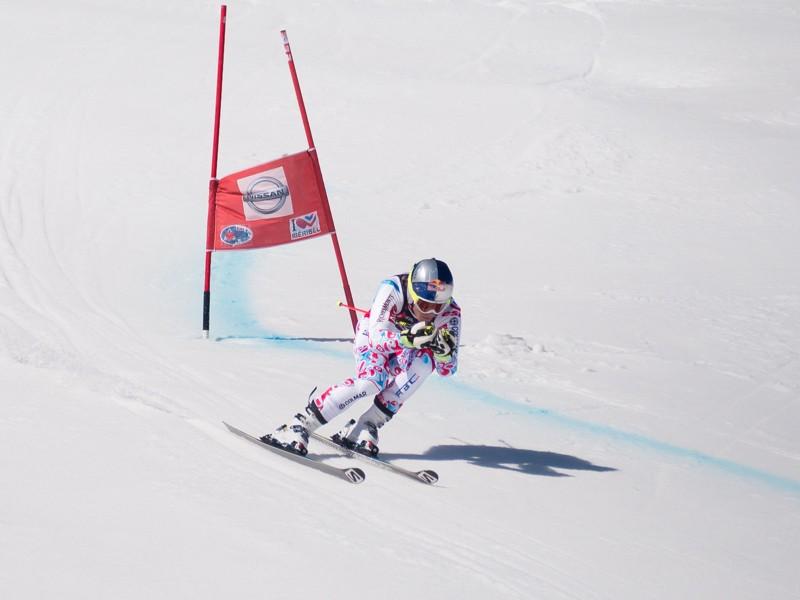Championnats de France de ski - Méribel P1030121