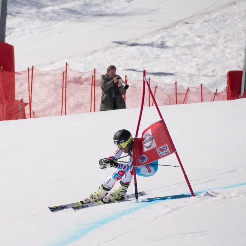 Championnats de France de ski - Méribel P1030124
