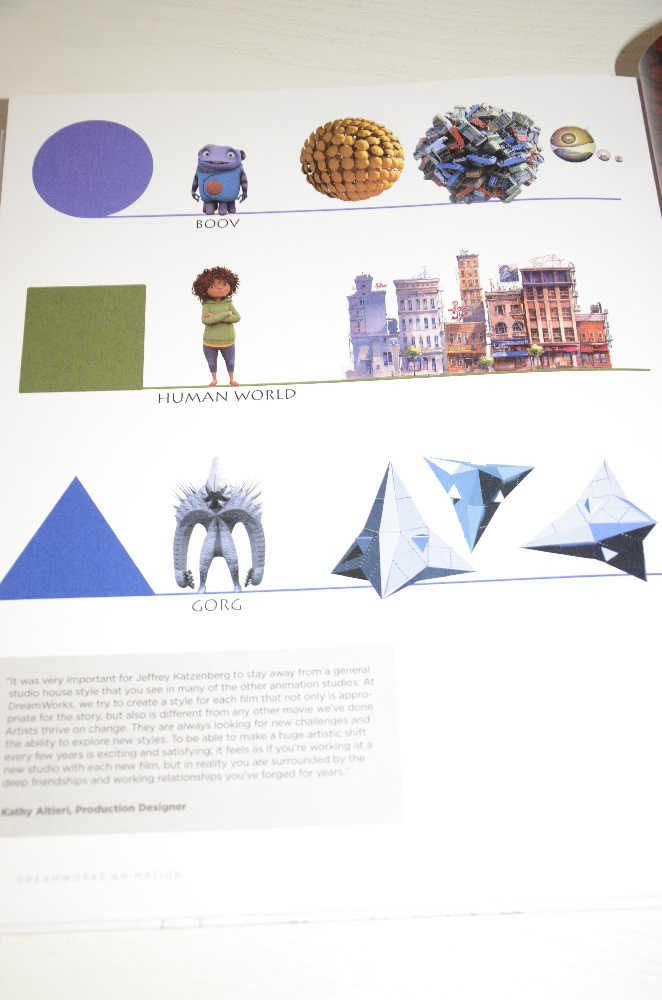 [Livre] The Art of DreamWorks Animation (15/04/2014)  _dsc2611
