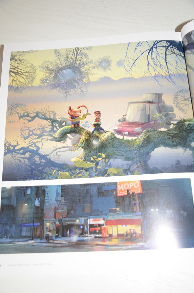 [Livre] The Art of DreamWorks Animation (15/04/2014)  _dsc2613