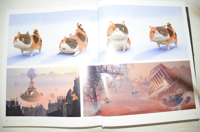 [Livre] The Art of DreamWorks Animation (15/04/2014)  _dsc2614