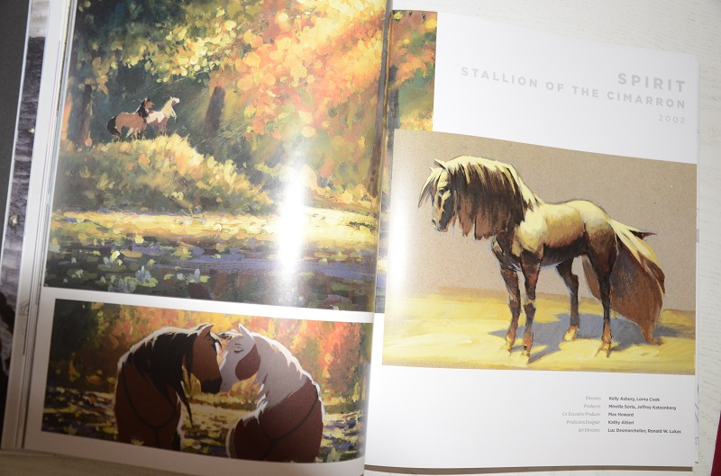 [Livre] The Art of DreamWorks Animation (15/04/2014)  _dsc2616