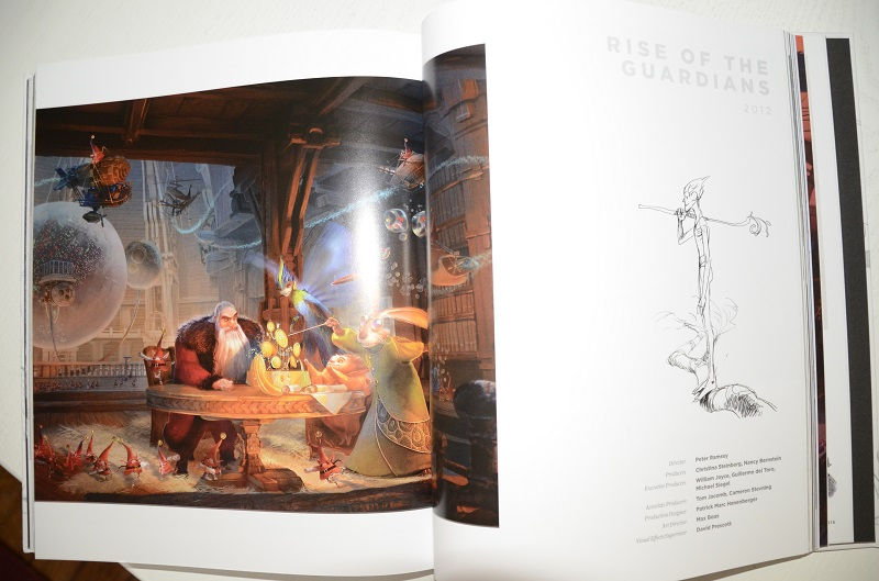 [Livre] The Art of DreamWorks Animation (15/04/2014)  _dsc2617