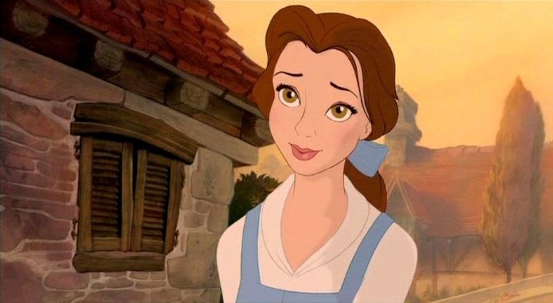 Quels sont vos personnages de films d'animation favoris? Belle-10