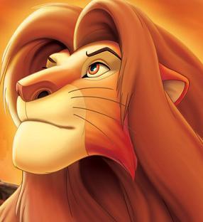 Quels sont vos personnages de films d'animation favoris? Simba10