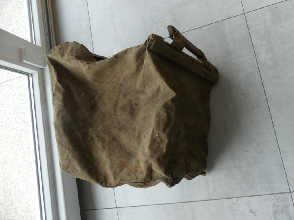 sac allemand WW1 P1020325