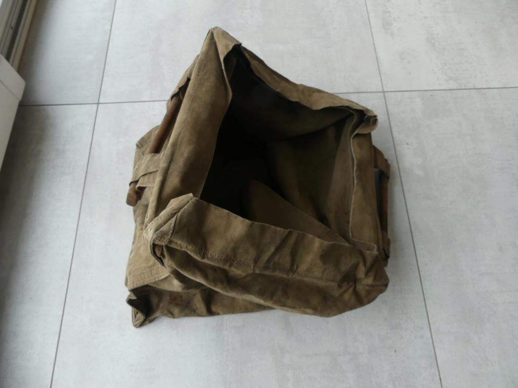 sac allemand WW1 P1020328