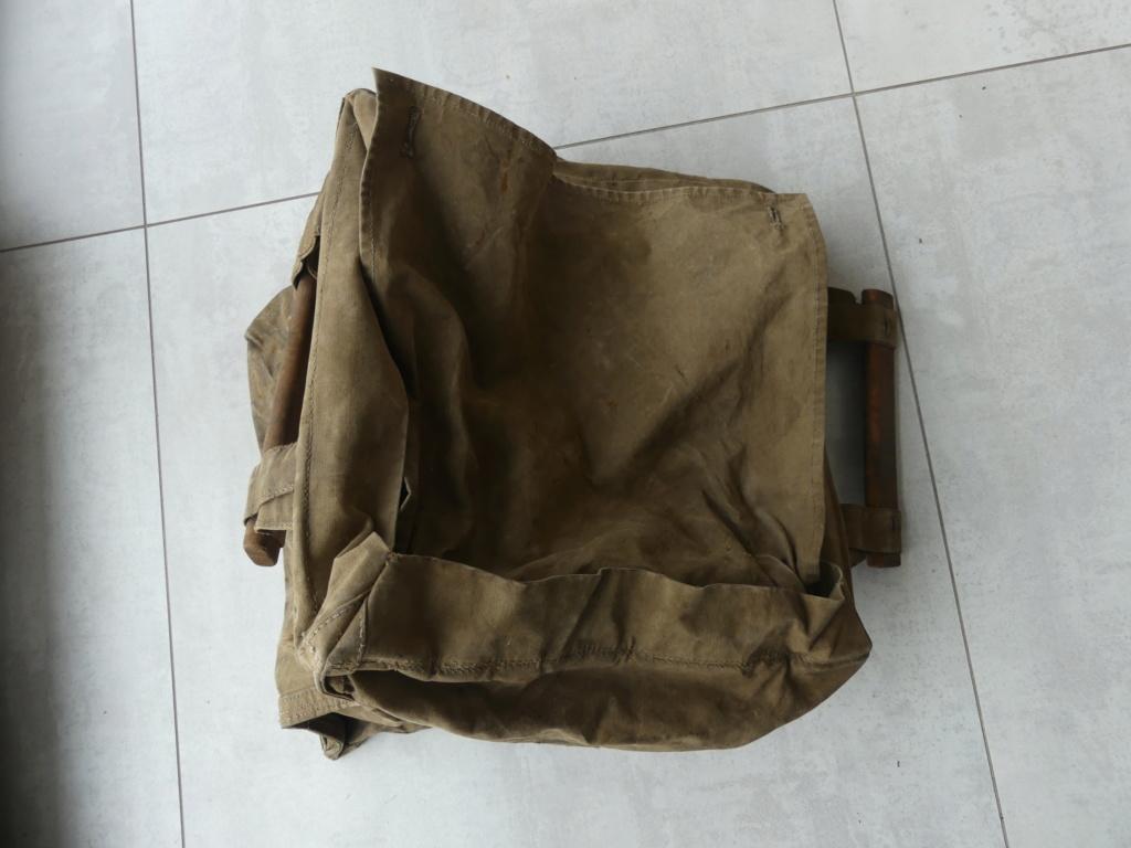 sac allemand WW1 P1020329