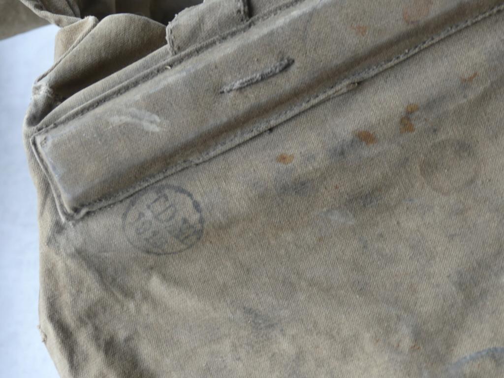 sac allemand WW1 P1020335