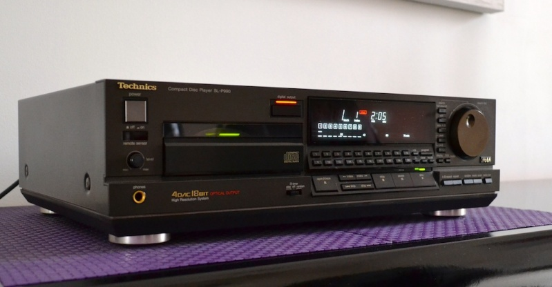 Lecteur CD Technics SL-P990 Dsc_0031