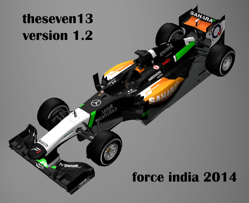FORCE INDIA 2014 |by theseven13 - Page 2 Forcei10