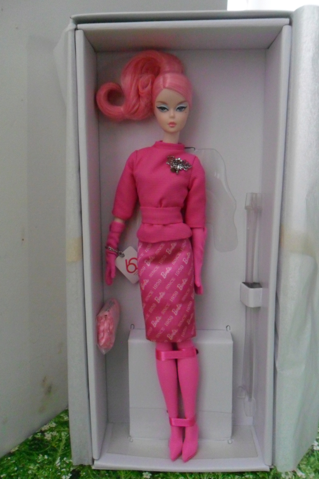 Mon premier amour poupesque : Barbie (Marni Senofonte, X Files et fashionistas) - Page 5 Sam_9632