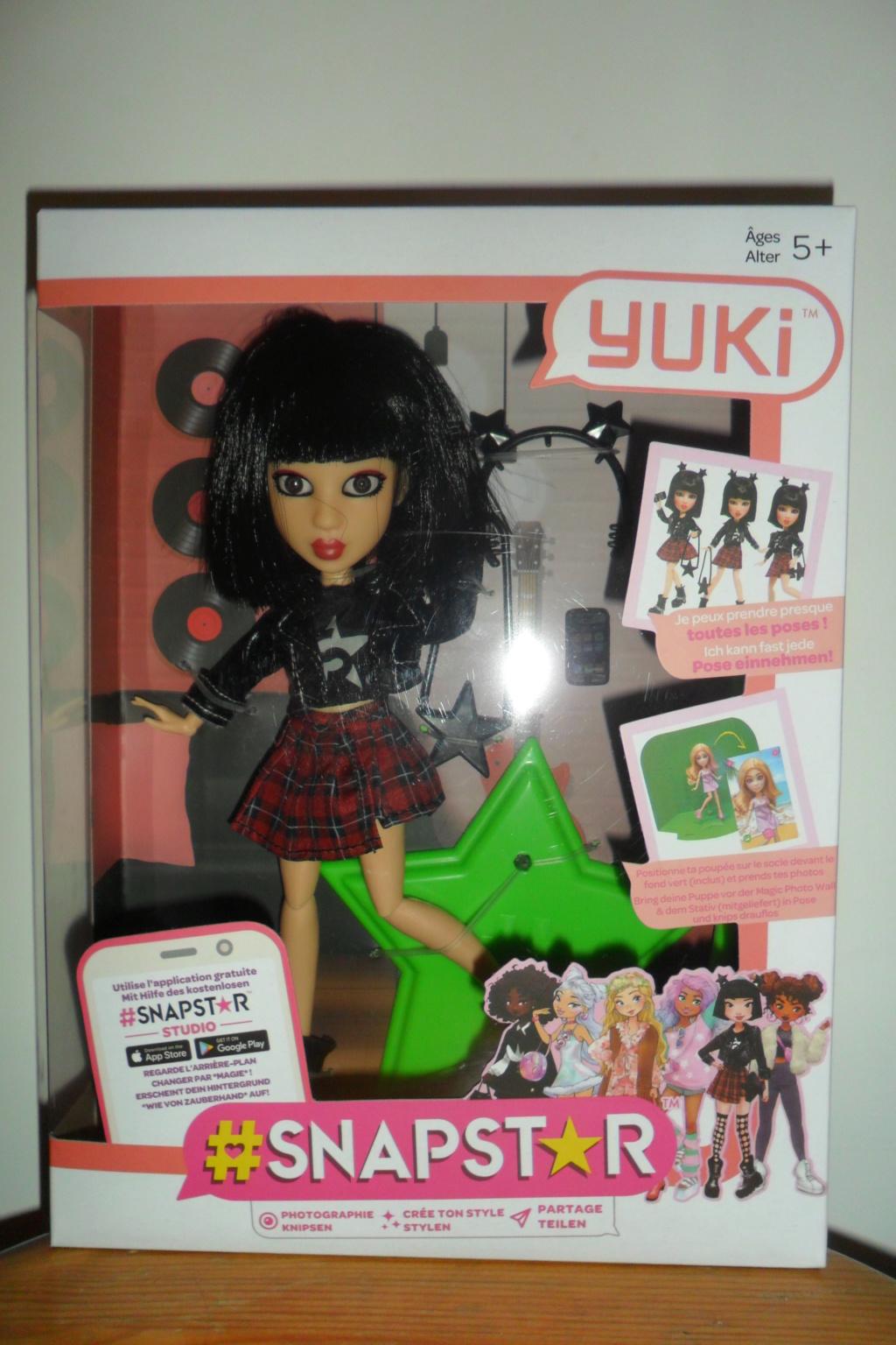 Parce qu'il n'y a pas que Barbie dans ma vie de collectionneuse ! Snapstar et Lol OMG Sam_9856