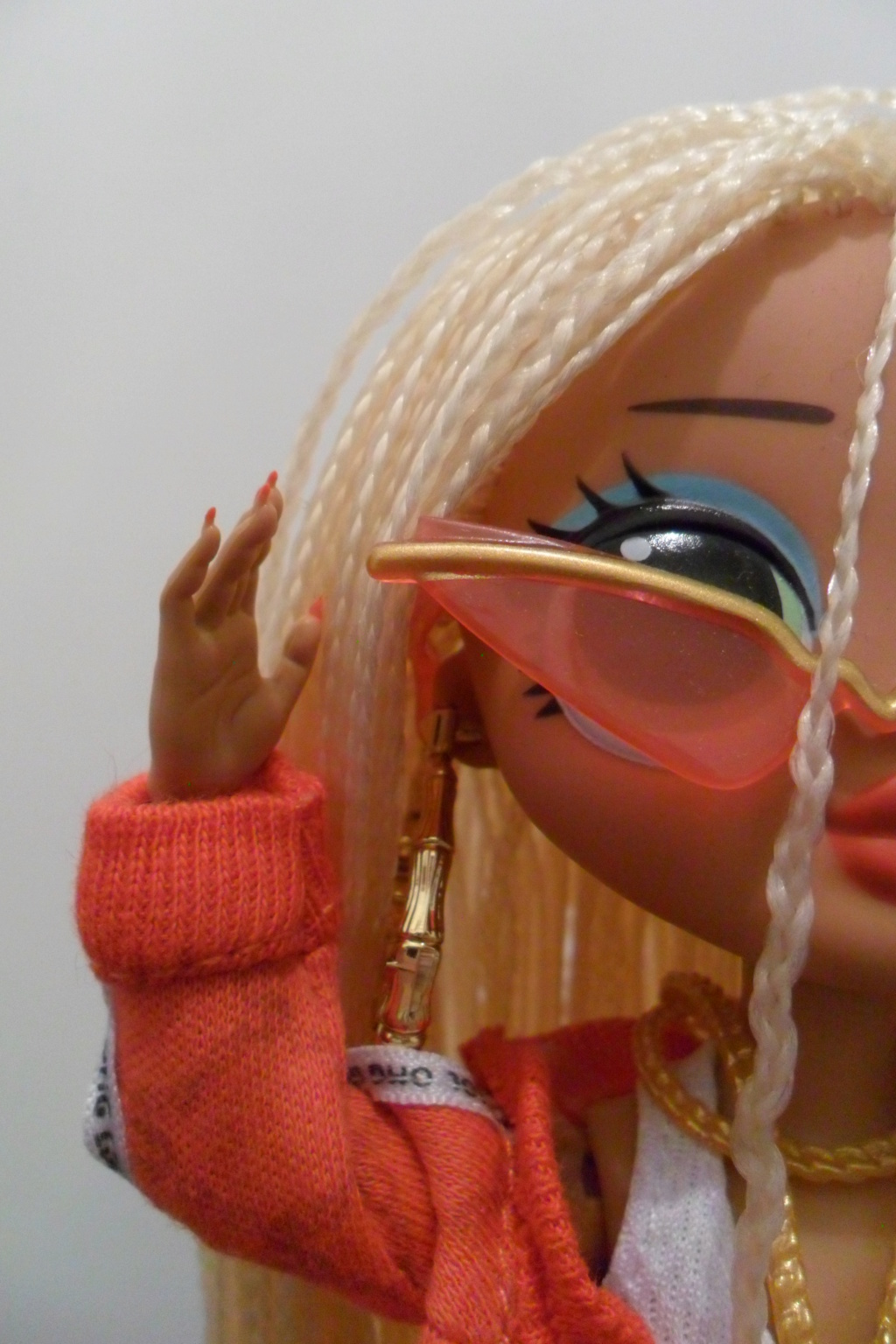 Parce qu'il n'y a pas que Barbie dans ma vie de collectionneuse ! Snapstar et Lol OMG Sam_9861