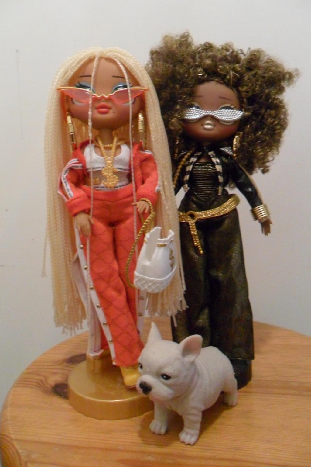 Parce qu'il n'y a pas que Barbie dans ma vie de collectionneuse ! Snapstar et Lol OMG Sam_9863